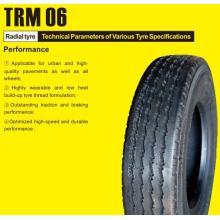 Neumático Radial para Camiones y Autobuses 1000R20