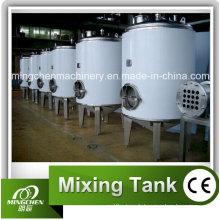 Prix du réservoir de mélange en acier inoxydable
