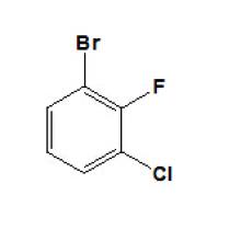 3-Хлор-2-фторробромбензолы № 144584-65-6