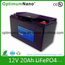 Hot Cake 12V 20ah LiFePO4 Battery for Solar Light
