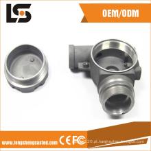 Serviço de usinagem de precisão de peças de motocicleta CNC de fundição sob pressão de alumínio
