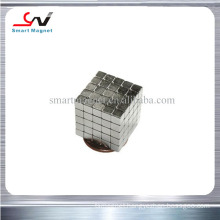 high coercive force strong energy free cube magnet for sale manufacturer