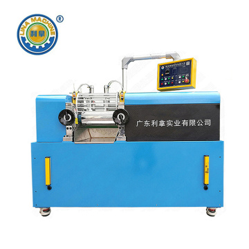 Two Roll Mill dengan Dual Inverter