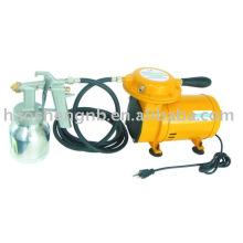 Kit compresor de aire portátil