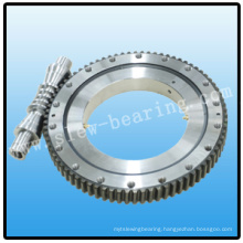 gear reduction drive slew worm drive