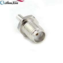 Precio de fábrica SMA al conector hembra CRC9