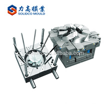 Gold supplier China export single tub plastic washing machine mould/mold