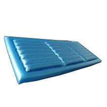 Lit d'eau en PVC 3 pièces avec pompe à pied de cadre d'air W02
