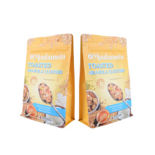 Package Supplier Sea Food Rice Coffee Tea Snack Fruit Tobacco Printed Zipper Ziplock Laminated Stand up Pouch Kraft Paper Plastic Packing Frozen Packaging Bag