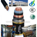 10KV 3*150mm Steel Tape Armoured XLPE Overhead Electric Power Cable