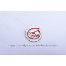 Nickel Plating Golf Ball Marker (Hz 1001 G036)