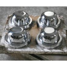 45 # moldagem personalizada de aço da bacia da melamina (MJ-002)