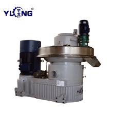 produtos quentes sétima máquina de pellet xgj560 yulong