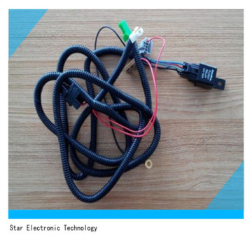 Factory Price of Automotive Car Driving Lighting Wire Harness