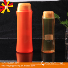 200g and 400g Plastic shampoo bottle packaging