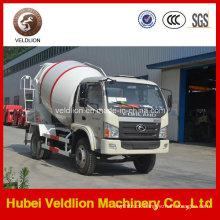 4*2 Forland 3-4 Cubic Meters Concrete Mixer Truck