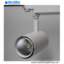 High Power LED COB 24W / 30W Shop Track Lighting