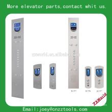 Elevador de aterragem painel de operação e painel de operação do carro elevador painel de polícia elevador policial