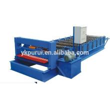 New technology metal corrugated roof sheet making machine