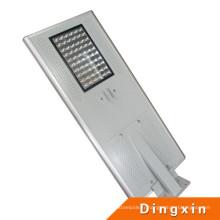 Réverbères intégrés de la puissance solaire LED de 60W avec du CE RoHS