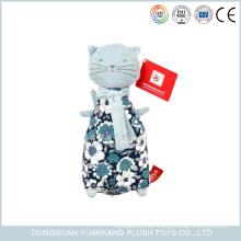 ICTI audita el juguete personalizado del gato de OEM / ODM, gato relleno, juguete del gato japonés