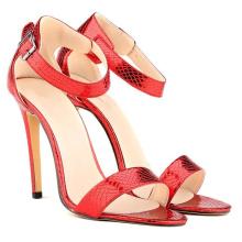 2016 Latest Fashion High Heel Lady Sandals (A103)