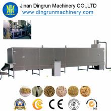 Maquinaria industrial da produção da proteína da soja Textured