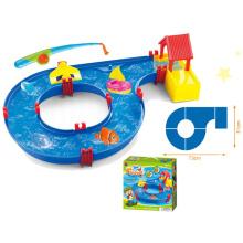 Parque aquático pesca jogo edição conjunto de jogo (h0031232)