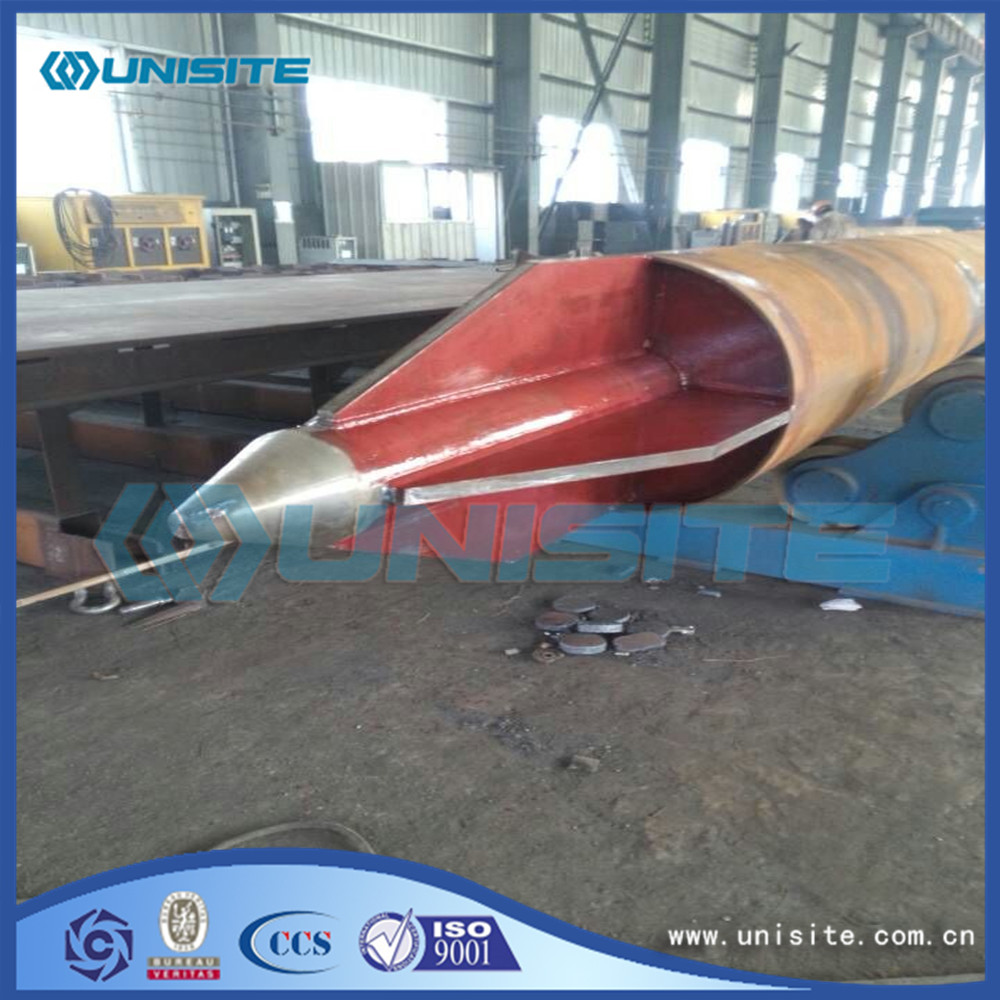 Customized Steel Marine Boat Spuds