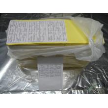 Etiqueta adesiva impressa da etiqueta com GV