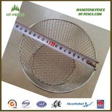 Stainless Steel Wire Mesh Basket / Net Basket