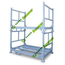 Thailand Double Layer Foldable Tyre Rack