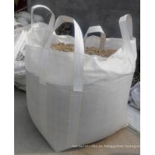 PP super sacos / pp big bags / super sacks bag 1000kg con fondo abierto y plano