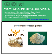 Hot Sell Natural Protein: Soy Protein/Soyabean Protein