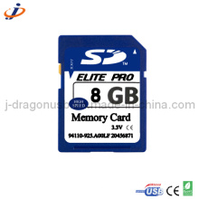 OEM plena capacidad real 8GB SD Card