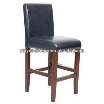 Soild wood club bar stool chair XYH1028