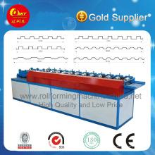 Rollladen-Lattenrost-Umformmaschine