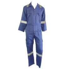 traje de trabajo de alta visibilidad con cinta reflectante