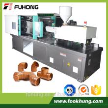 Ningbo Fuhong certificação CE 328t 3280kn 328 toneladas pvc tubulação moldagem por injeção mouldng máquina