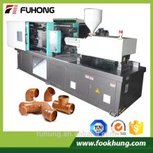 Нинбо Fuhong сертификация CE 328t 3280kn 328 тонн штуцера трубы PVC впрыски машины прессформы mouldng