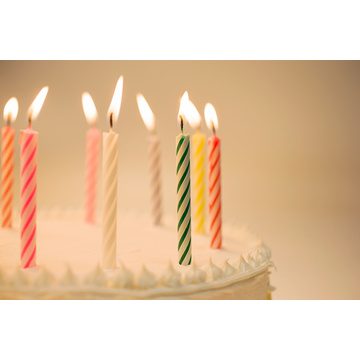 vela de cumpleaños Cake Candle Party Candle