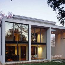 Wholesale Feelingtop Custom Aluminum Sliding Window with Safety Toughened Glass (FT-W80/126)