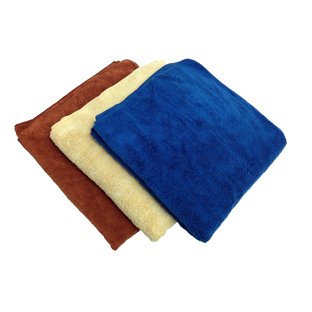 Long Short Pile Cleaning Towel 3