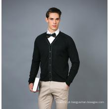 Men's Fashion Cashmere Blend Sweater 17brpv092