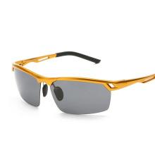 День ночного видения очки солнцезащитные очки для вождения автомобиля мужские uv400 Поляризованные солнцезащитные очки мужчин Оригинальные известный Солнцезащитные очки