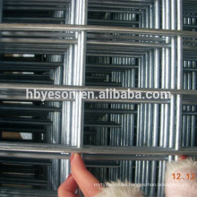 welded wire mesh/ galvanized welded wire mesh/ PVC coated wire mesh fence supplier