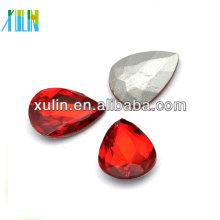glass fancy bead loose jewelry crystal stone