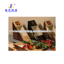 Custom Made Triangle Sandwich Paper Packaging Food Box