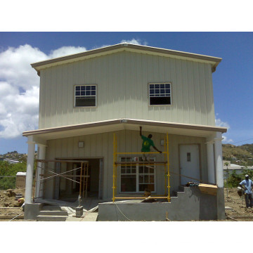 Wohnhaus für Stahlkonstruktionen (KXD-SSB1408)