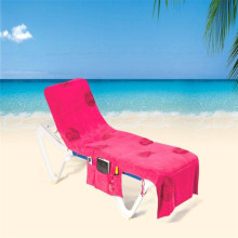 Cover Up Chair Beach Towel on Beach/ Outlet